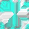 blanc-cyan